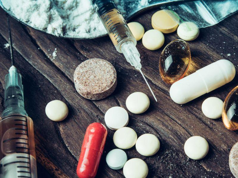 Die gefährlichsten Drogen
