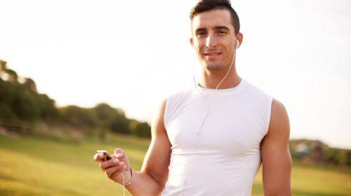 Wie Sport Männern zu langem Leben verhilft