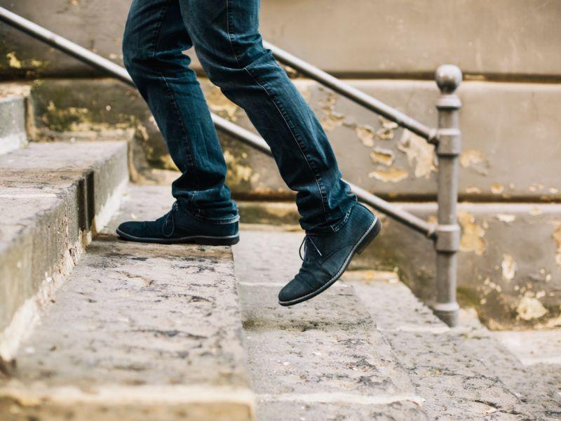 Mythos 3: Nach dem Essen sollst Du ruh'n – oder tausend Schritte tun!