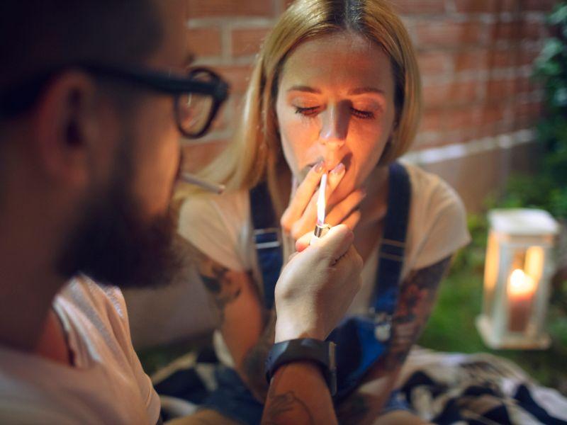 Fakten: 2. Cannabis ist eine Jugenddroge