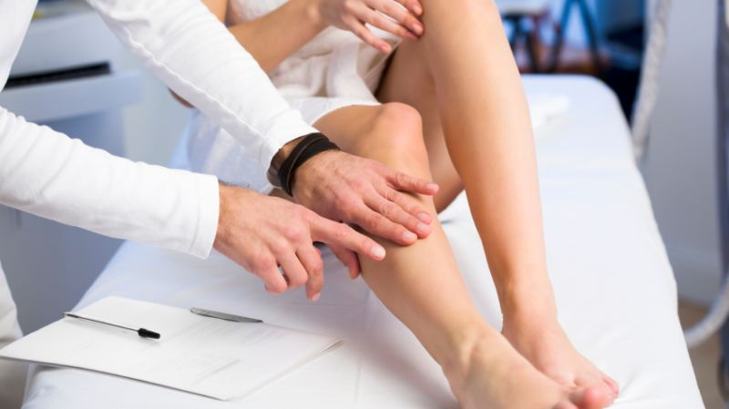 Ursachen für Wasser in den Beinen