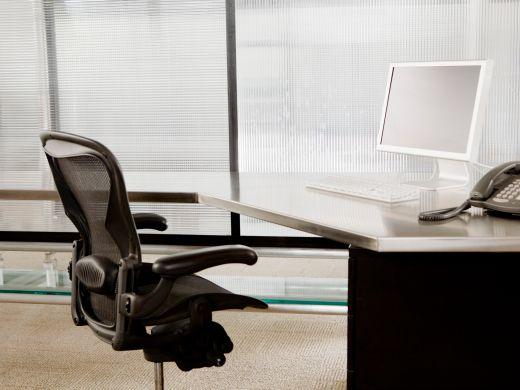 Wie sieht der optimale Bürostuhl aus?