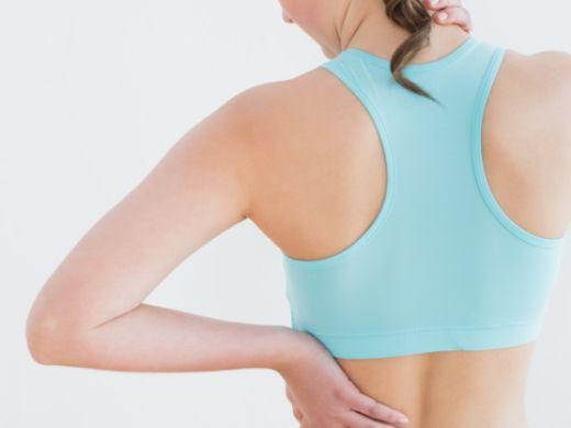 Woher kommen die Rückenschmerzen?
