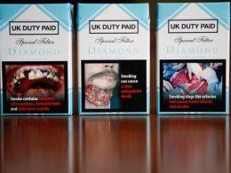 Schockfotos: Schrecken diese Bilder Sie vom Rauchen ab?