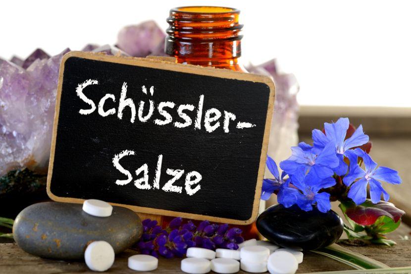dosierung schüssler salze abnehmen
