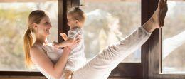 Rückbildung nach der Geburt: Für einen starken Beckenboden