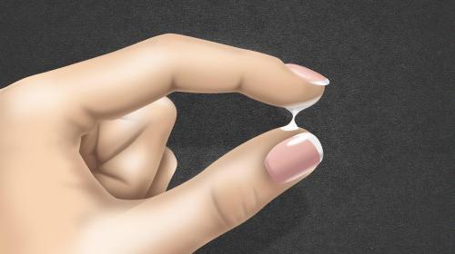 Zervixschleim: So erkennen Sie Ihre fruchtbaren Tage