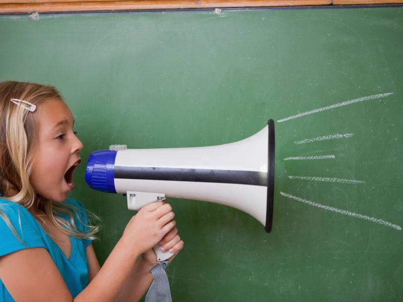 Lärm ist der ärgste Feind der Ohren!