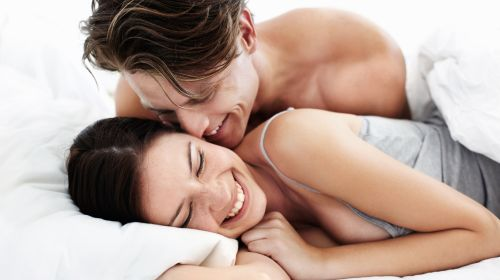 Eight reasons why sex is healthy