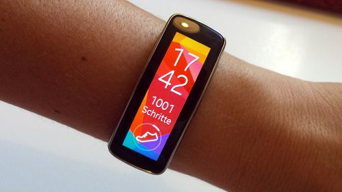 UG| Samsung Gear Fit im Test