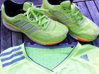 Im Test: Laufschuh und Shirt von Adidas