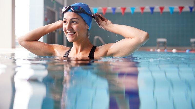 Mythos 3: Mit Scheidenpilz darf man nicht ins Schwimmbad