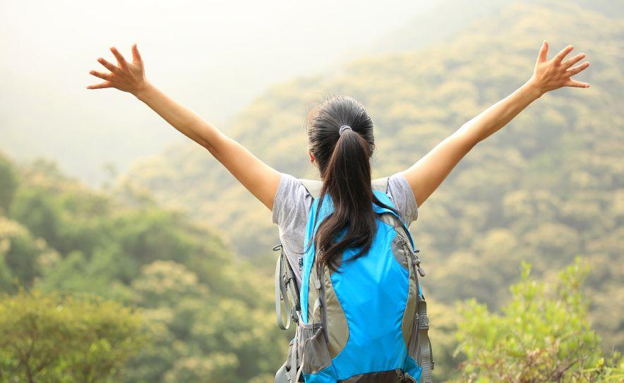 Wandern • Gesund für Körper und Seele