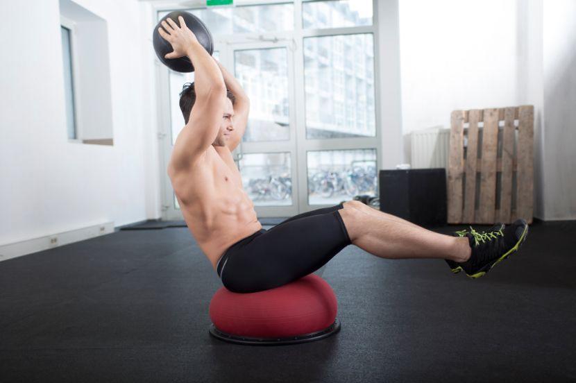 Core Training Für Einen Starken Bauch Und Rücken