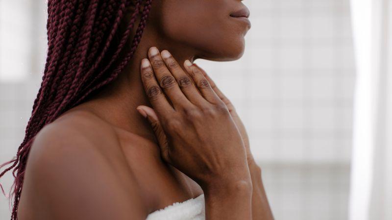 Angeschwollene lymphknoten leiste frau