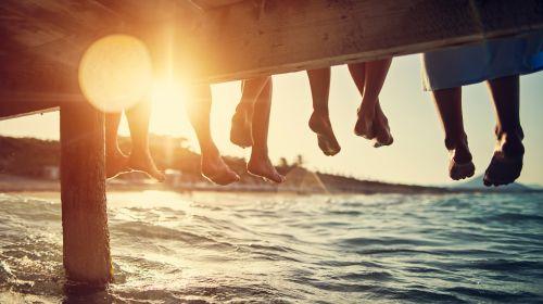Urlaub mit chronischen Schmerzen