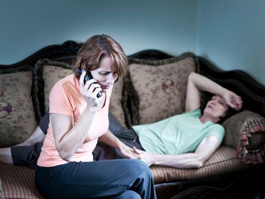 Schlaganfall: Patienten suchen oft zu spät Hilfe