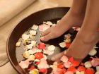 Ein Fußbad entspannt und schützt vor Krankheiten