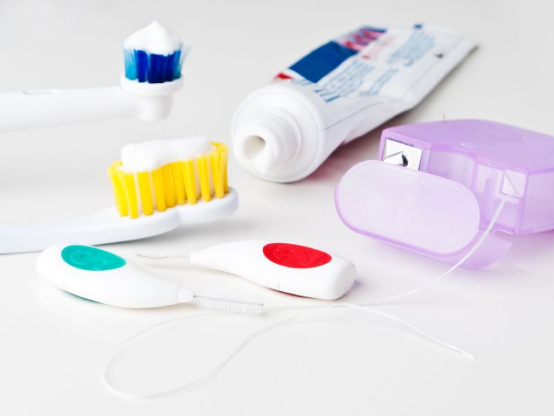 Zahnpflege-Accessoires