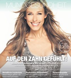 Mundgesundheit_September_cover